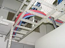 Cable Tray & Wire Management System
